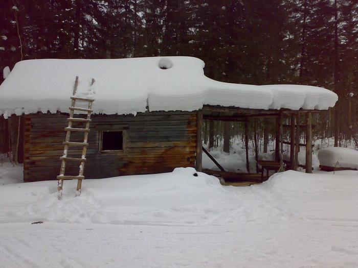 Зимовье 1