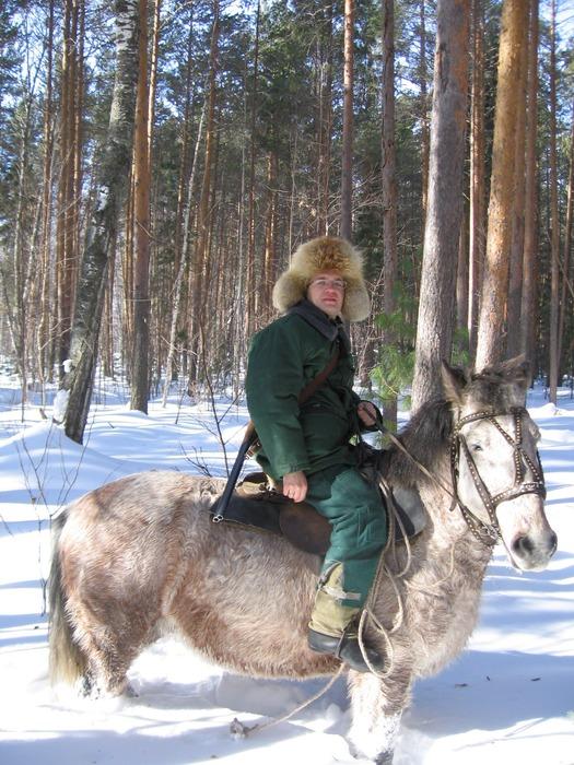 Лучший транспорт для охоты