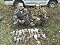 Открытие охоты осень 2009 г