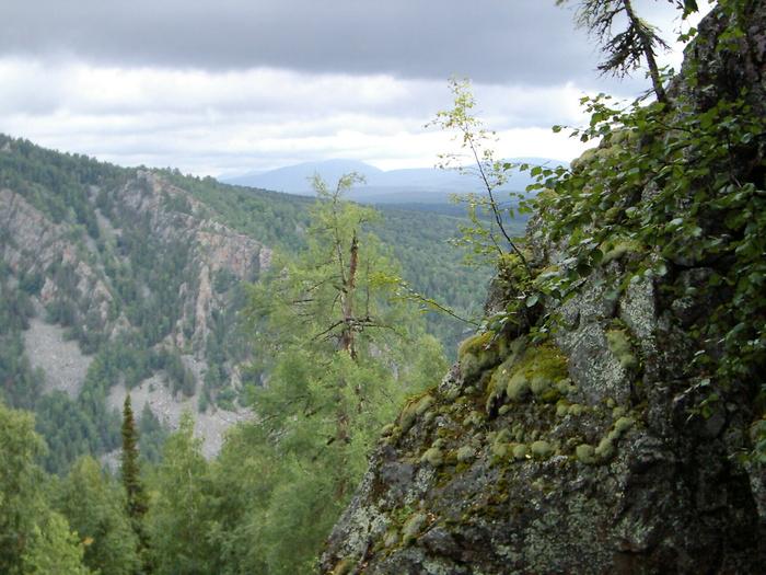 Южный Урал, Башкирия, хр. Караташ