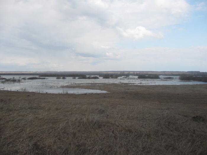 Титовский обход,Усть Каменка.