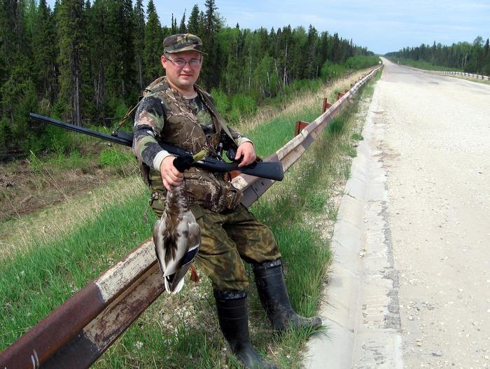 Закрытие весенней охоты 2010