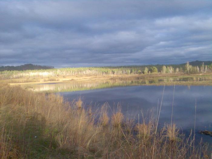 Длинное озеро