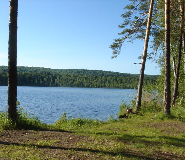 Озеро Кирек