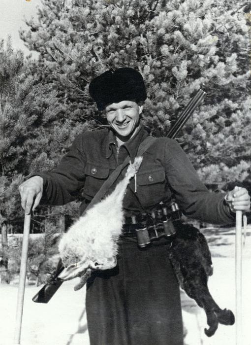 Отец. 1954 г.