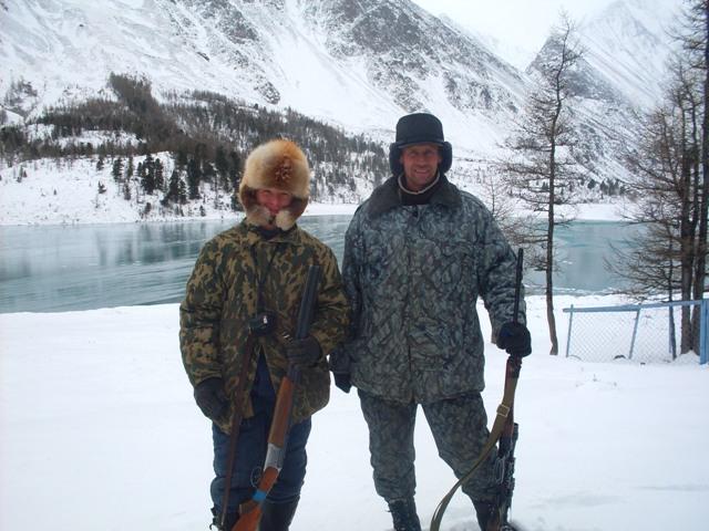 Охота в Горном Алтае. Усть-Коксинский район