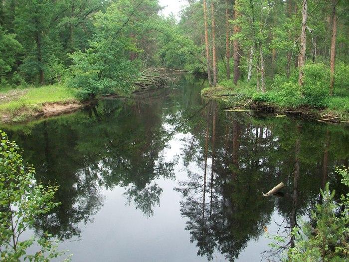 река Поль.