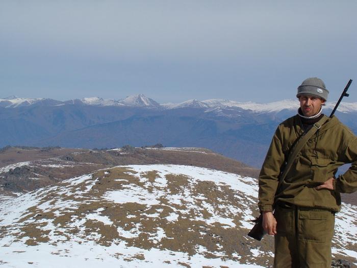 Охота в Горном Алтае.