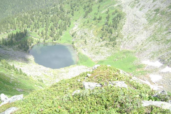 Рыбалка на горных озерах