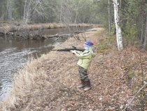 Надо пристрелять перед охотой