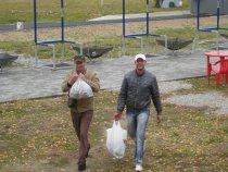 Кто шагает дружно в ряд, это Флагмана отряд))))))))