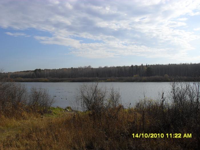 Озеро Песьяное