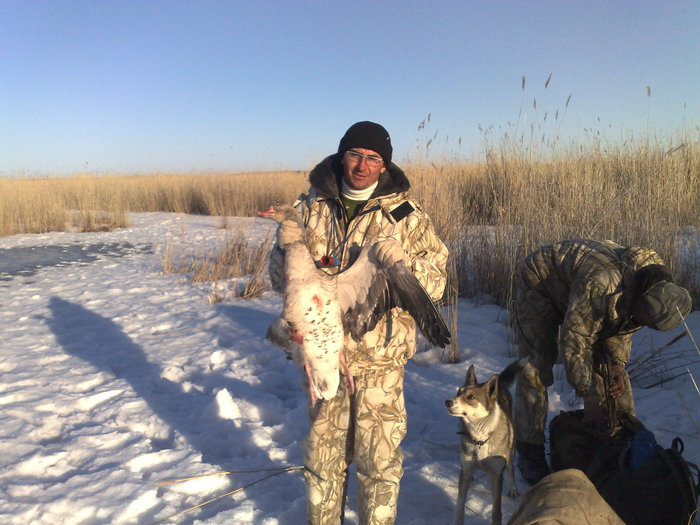 Весенняя охота 2010
