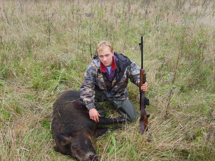 Открытие охоты