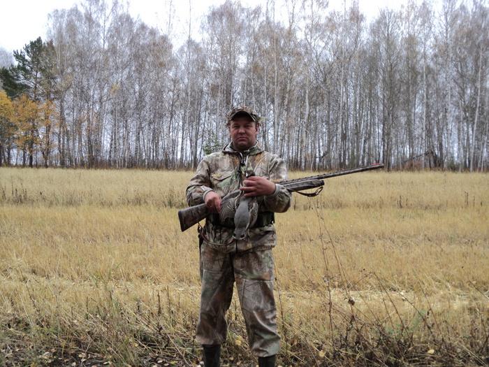 охота на рябчика 5.10.10г