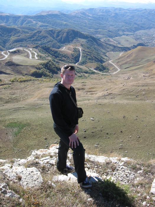 горный кавказ