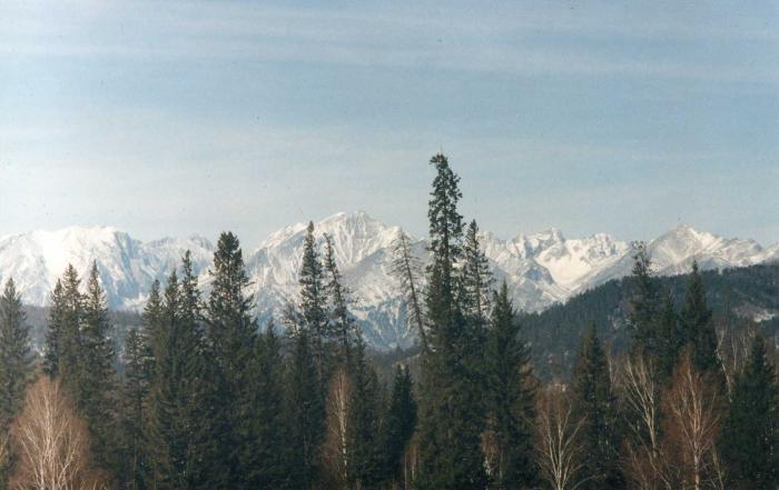 ...лучше гор могут быть только горы...
