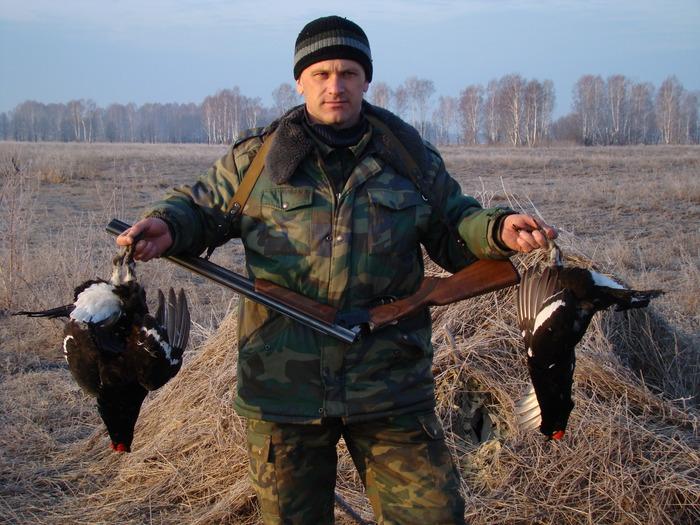 Весенние охоты