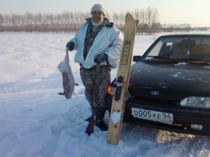 OXOTA UDALAS NE SMOTRYA 35 QRADUZNI MOROZI19.12.2010