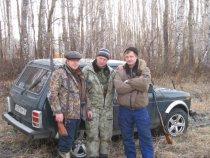 Открытие охоты на копытных