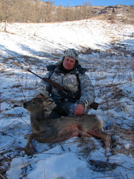 Кузнец, закрытие охоты на Алтае