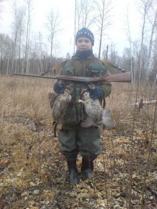Старший сын. Ноябрь 2010.