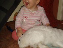 Ребенок в восторге))))