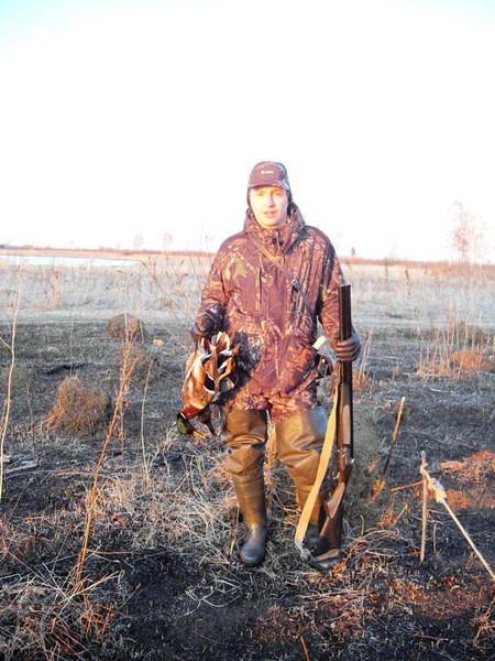 где-то на просторах Западной Сибири