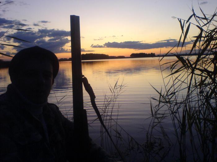 Осень 2010. Чулымский район.