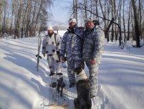 На снегоходной директрисе