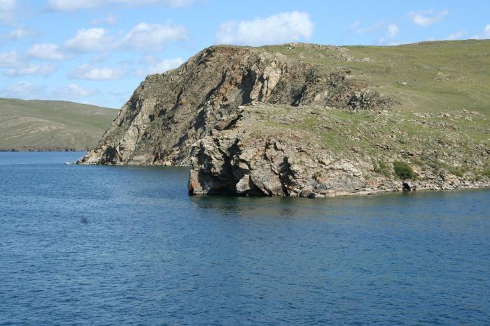 МРС- Байкал отплытие на пароме к острову Ольхон