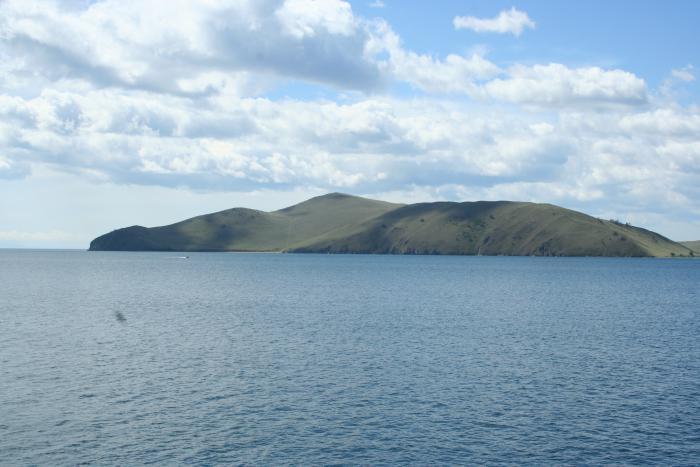 остров Ольхон- Байкал
