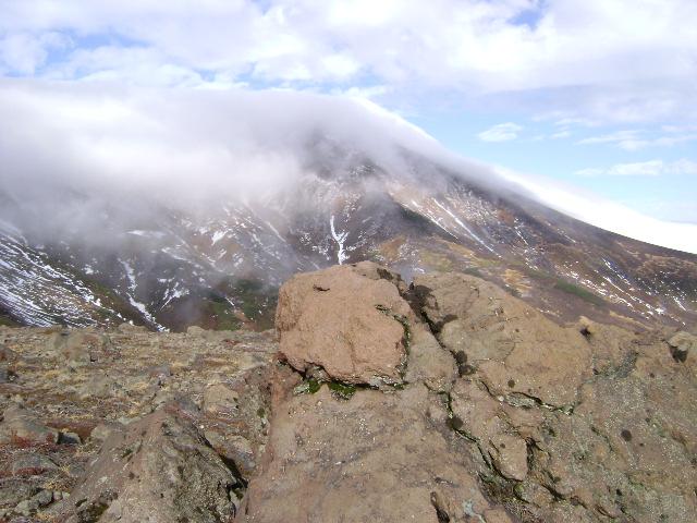седые вершины