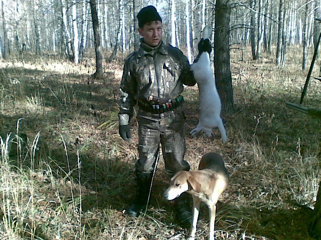 охота 2011