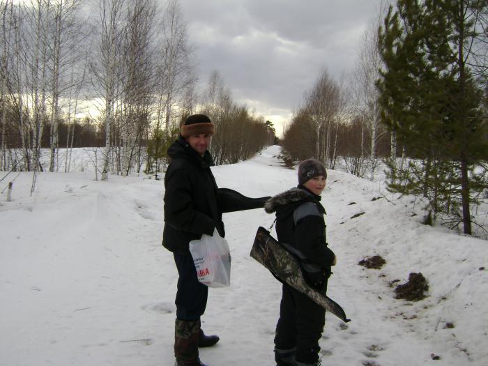Бестер и Dim@N после пристрелки оружия