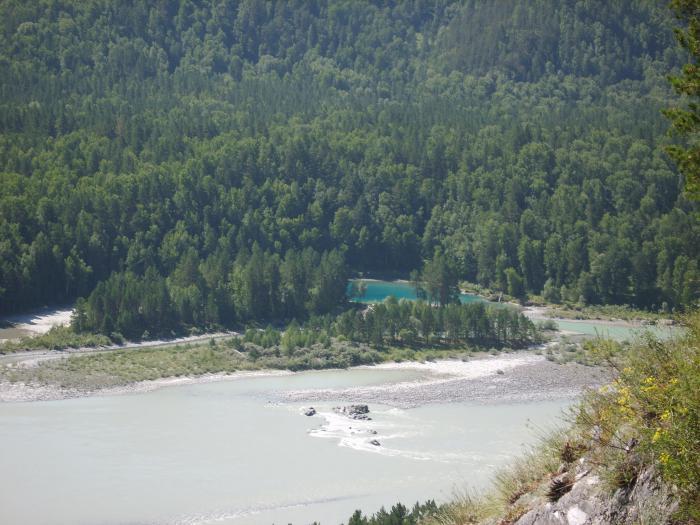 Голубое озеро 2.