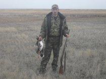 Утро 16 апреля первый день охоты
