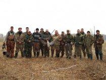 Вся команда из форумчан в сборе. Весна 2011.