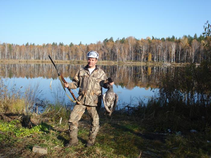 Глухарь осень 2008