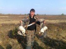 Весна 2011 Белолобик!!