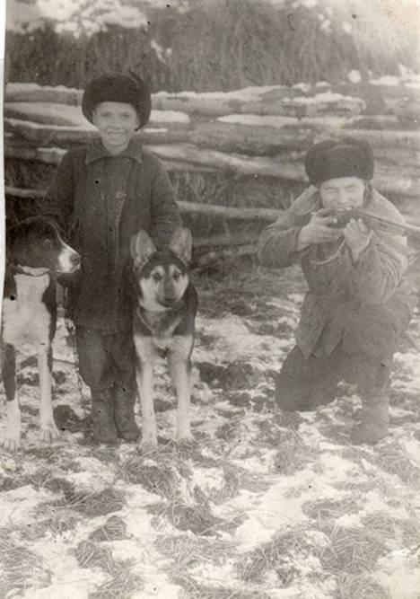1962 год. Мне 6 лет