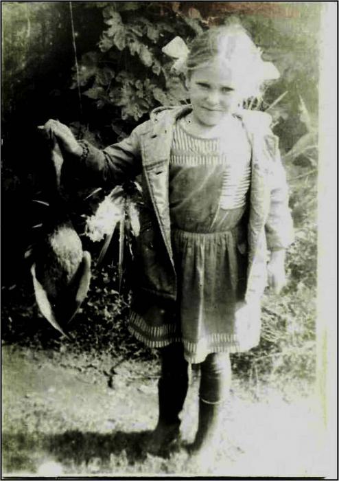 """Дочь Оля - постоянный заядлый """"хвост"""" на охоте. Добыли крякву"""