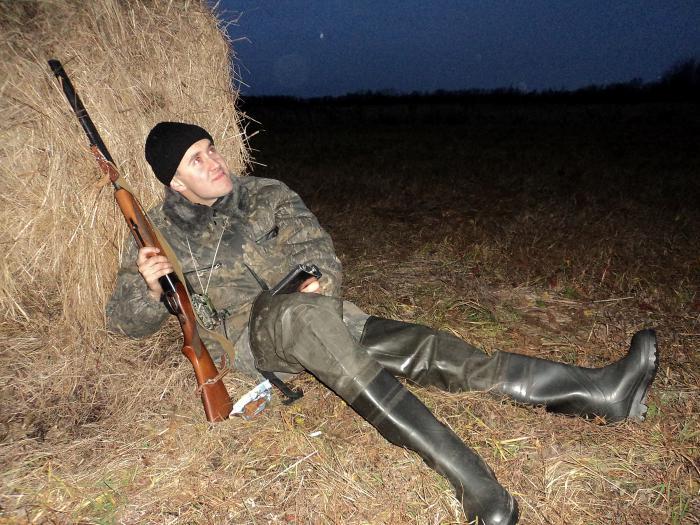 MIXHUNТ в ожидании охотничьего счастья