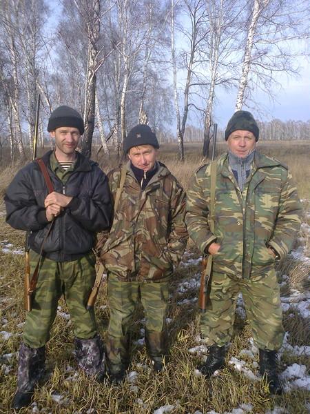 Зимняя охота 2011ю