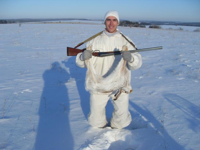 Кособрылый-русачек 2011г