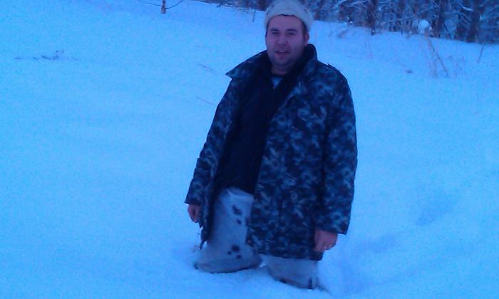 скаут показывает сколько снега в морозовском..