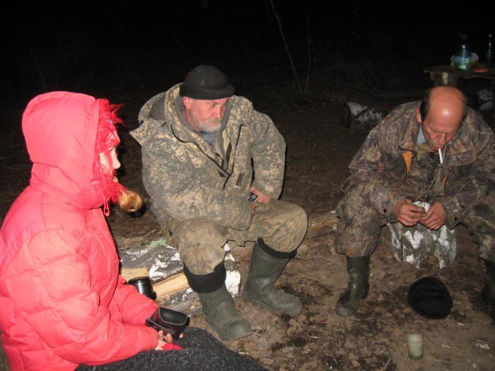 2010/10/29И Алтайские спытания гончих по зайцу АФОС