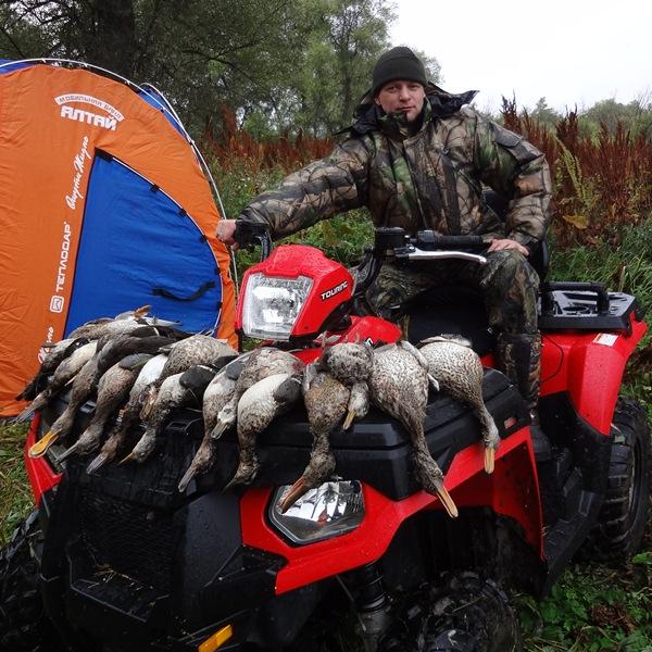 Не бывает плохой охоты, если правильно подготовиться