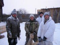 Когда та и у нас была разрешена охота на коз!