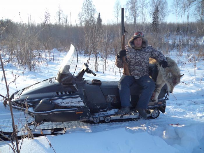 Охота 2012
